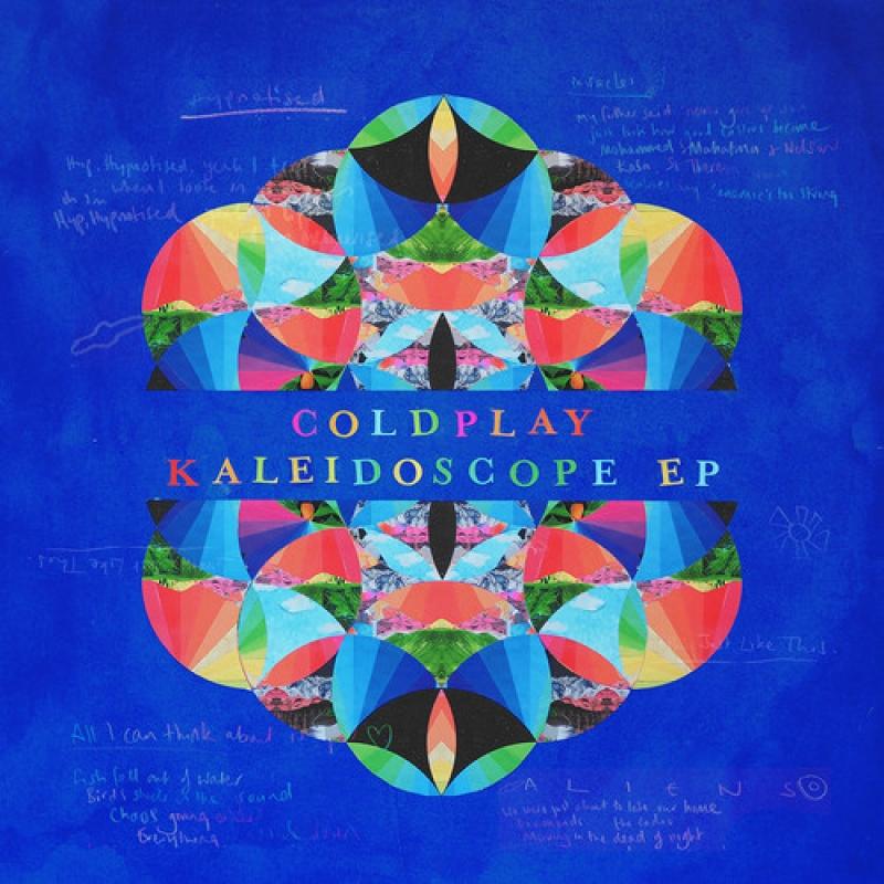Coldplay -  Kaleidoscope EP (CD)