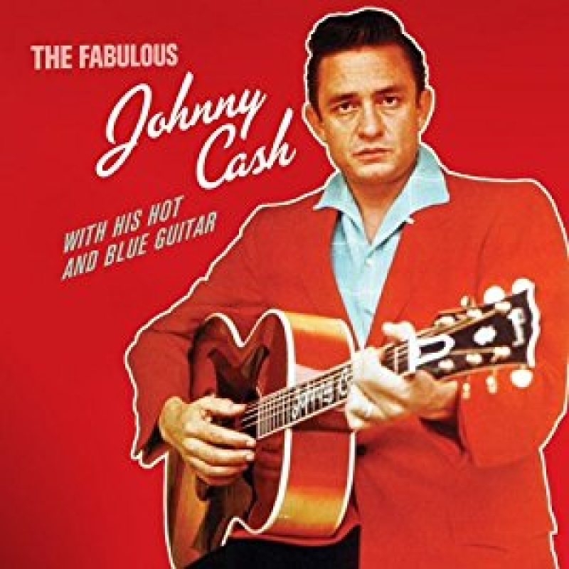 Johnny Cash - FABULOUS JOHNNY (CD)