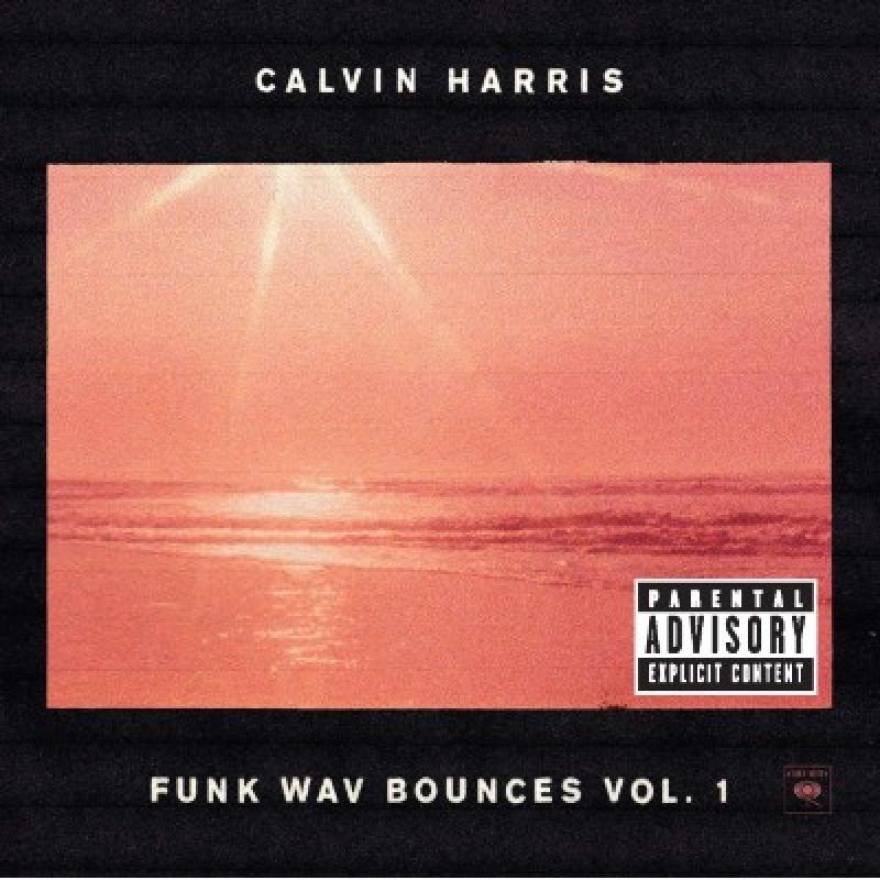 Calvin Harris - Funk Wav Bounces - Vol 1 CD