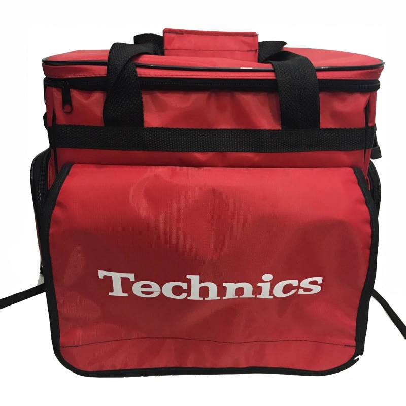 Bag Slim Modelo Technics VERMELHA