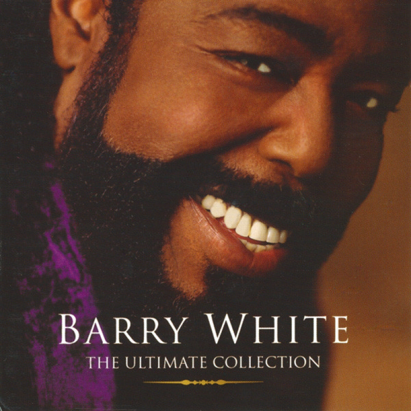 Barry White - The Ultimate Collection CD DUPLO