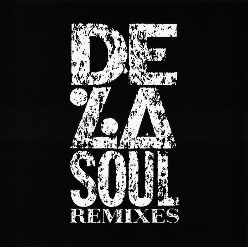De La Soul - Remixes (CD)