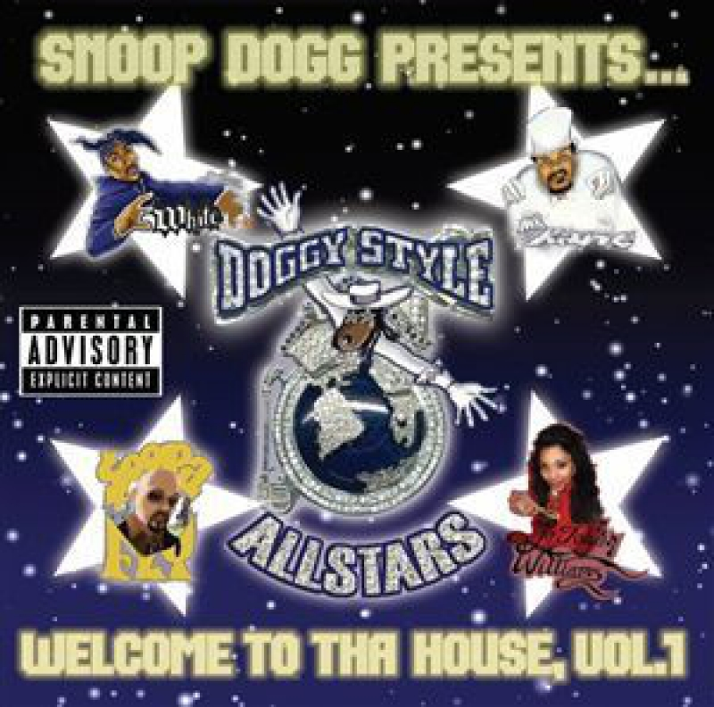 Snoop Dogg - Presents Doggy Style Allstars Welcome To Tha House Vol 1 (CD)