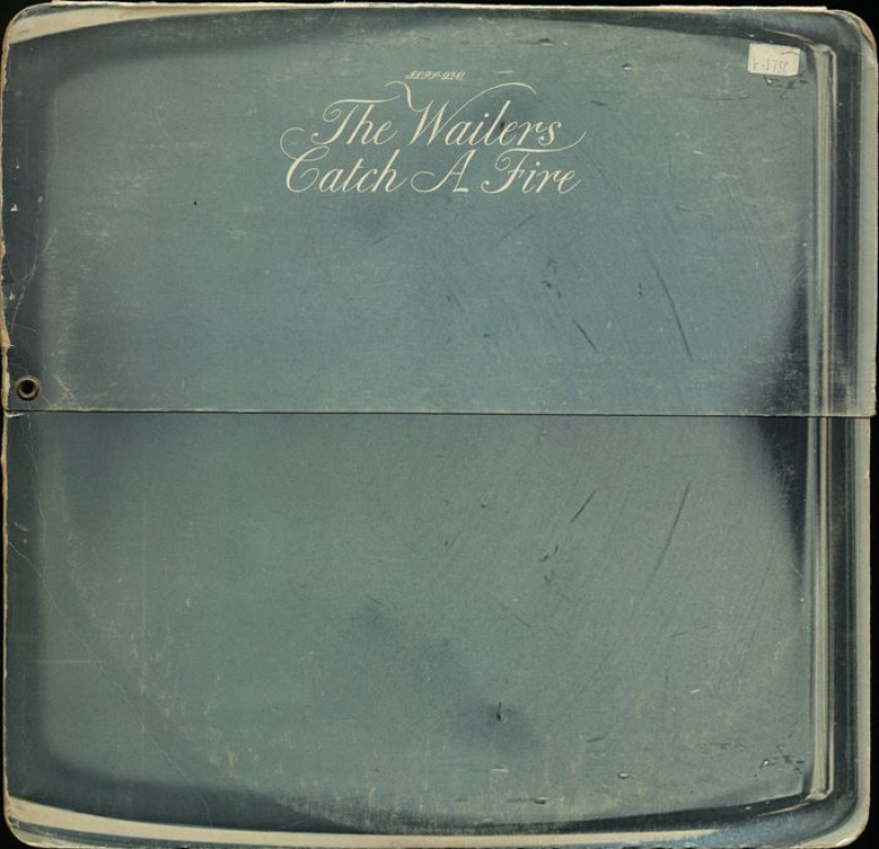 Bob Marley The Wailers - Catch A Fire (CD)