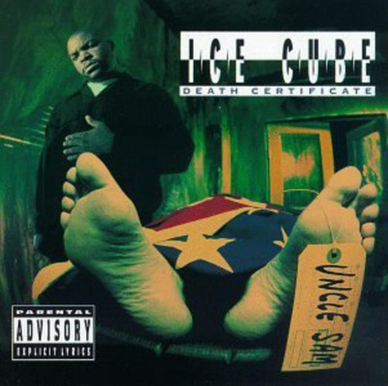 ICE CUBE -  Death Certificate (CD)