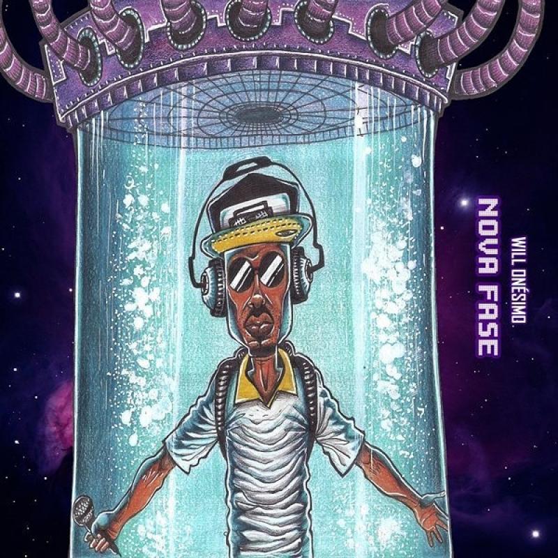 Will Onesimo - NOVA FASE (CD) RAP NACIONAL