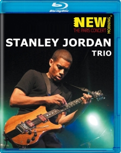 Stanley Jordan Trio - ew Morning The Paris Concert ( Blu-ray )
