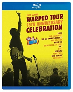 Vans Warped - Tour 15th Anniversary Blu-ray