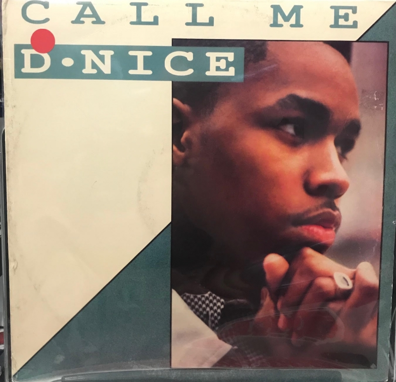 LP D-Nice – Call Me D-Nice VINYL SINGLE IMPORTADO