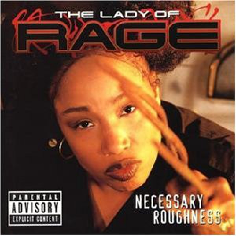 The Lady Of Rage - Necessary Roughness CD