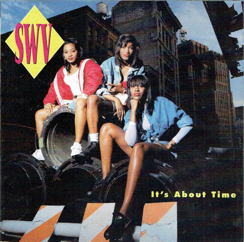 SWV - Its About Time CD