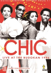 Chic-Live - At the Budokan 1996 DVD
