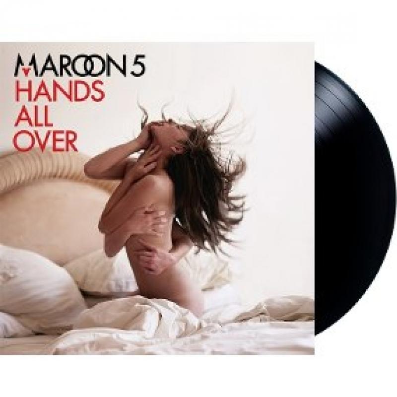 LP Maroon 5 - Hands All Over VINYL IMPORTADO LACRADO