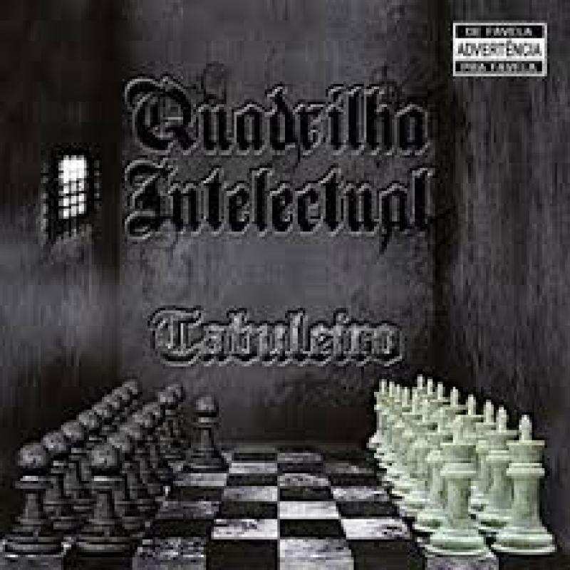 Quadrilha Intelectual - Tabuleiro (CD) RAP NACIONAL