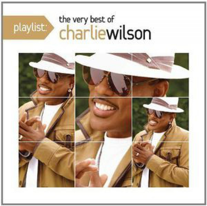 Charlie Wilson - Playlist The Very Best Of CD