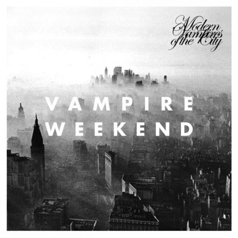 LP Vampire Weekend - Modern Vampires Of The City VINYL IMPORTADO LACRADO