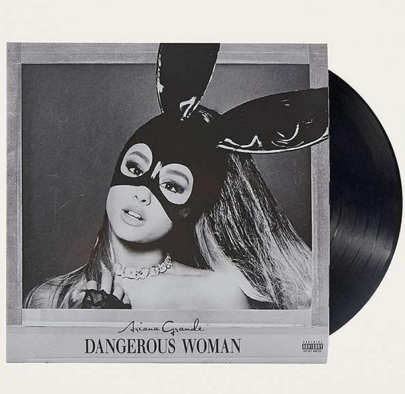 LP Ariana Grande - Dangerous Woman VINYL IMPORTADO DUPLO