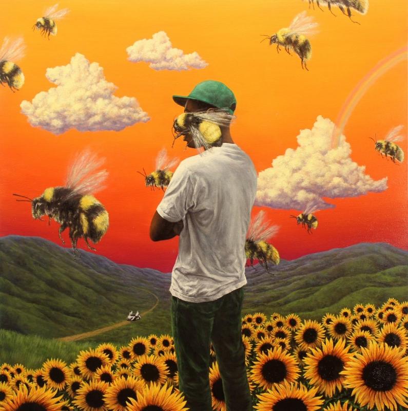 Tyler The Creator - Scum Fuck Flower Boy CD IMPORTADO