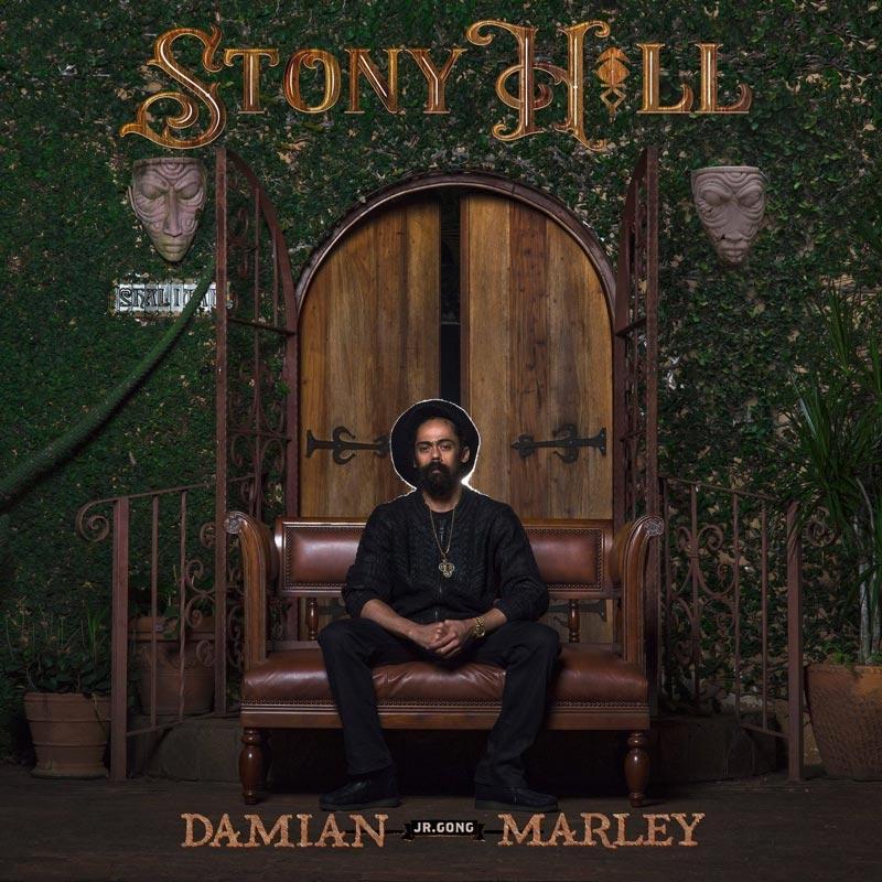 Damian Jr  Gong Marley - Stony Hill IMPORTADO (CD)