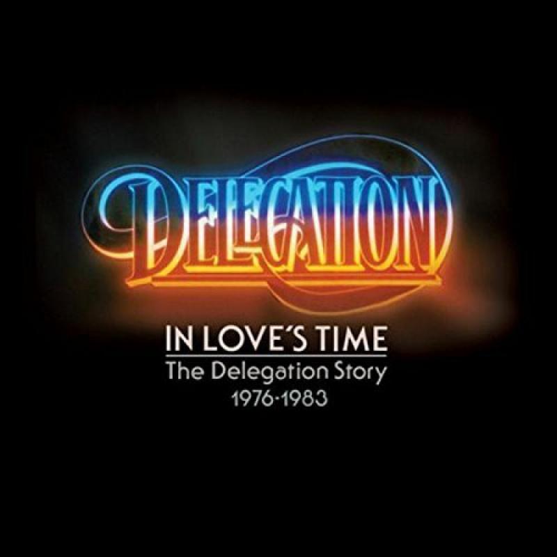 Delegation - In Loves Time The Delegation Story 1976-1983 CD DUPLO IMPORTADO