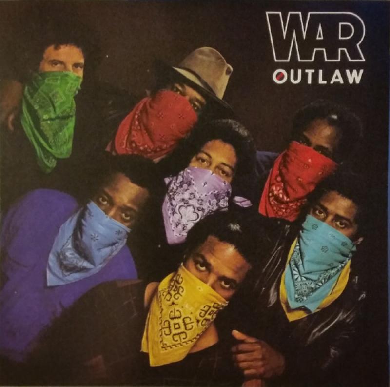 War - Outlaw CD IMPORTADO