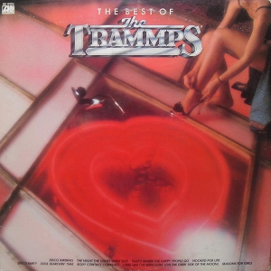 LP The Trammps ‎- The Best Of The Trammps (VINYL)