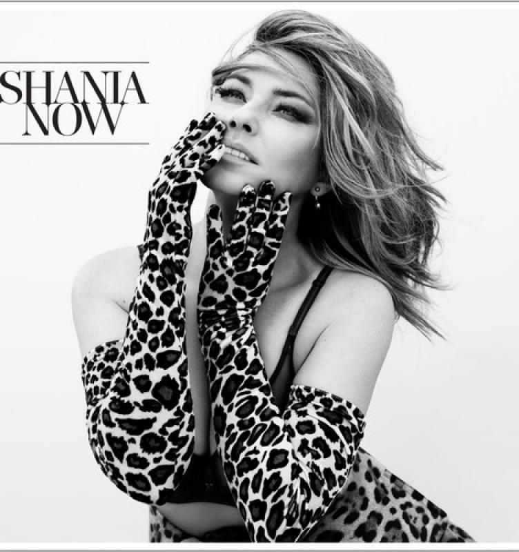 Shania Twain - Shania NOW (CD)