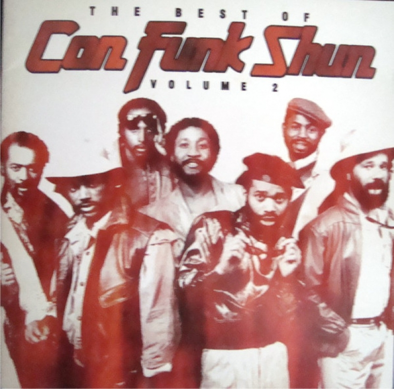 Con Funk Shun - The Best Of Con Funk Shun Volume 2 (CD)