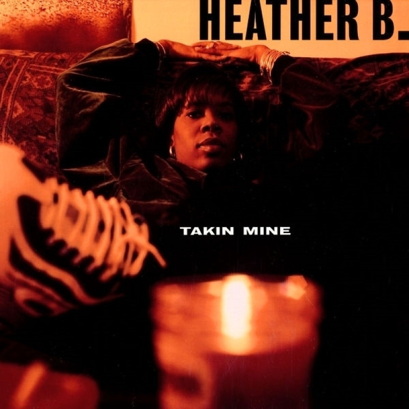 Heather B - Takin Mine (CD)