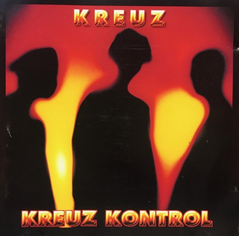 Kreuz – Kreuz Kontrol (CD)