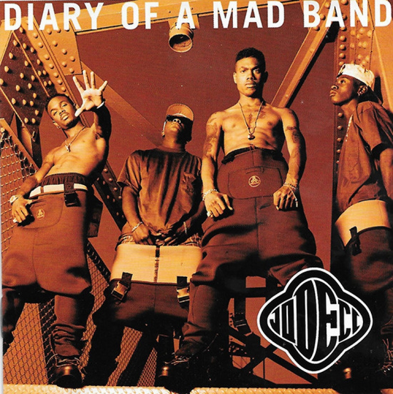 Jodeci – Diary Of A Mad Band (CD)