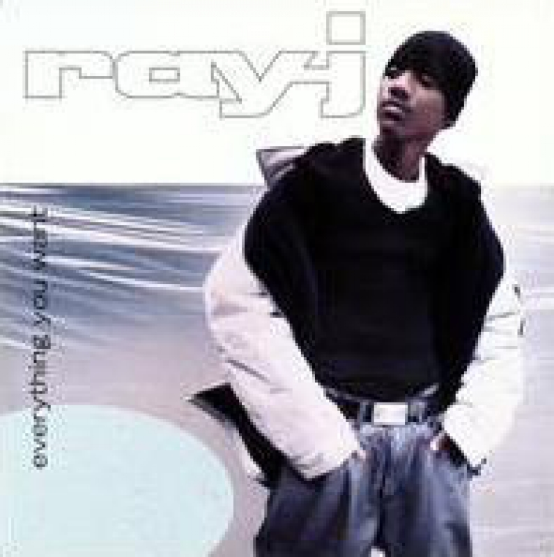 Ray J ‎– Everything You Want (CD)
