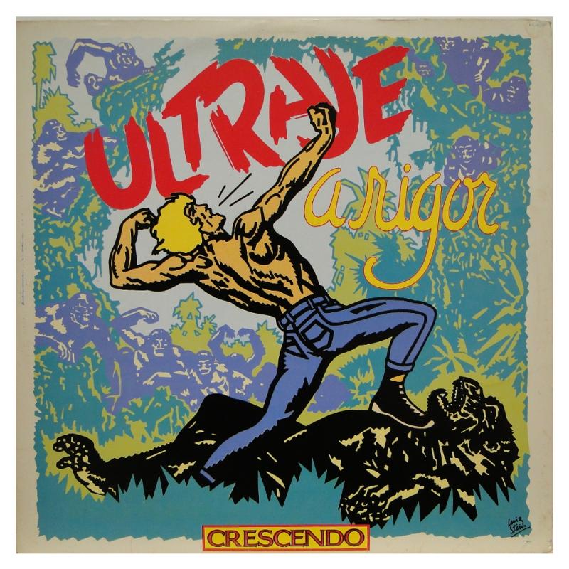 LP Ultraje A Rigor - Crescendo (VINYL)