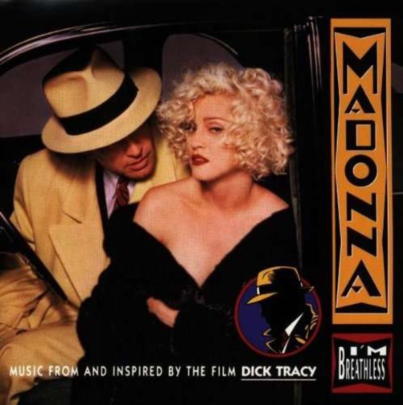 Madonna - Im Breathless (CD)