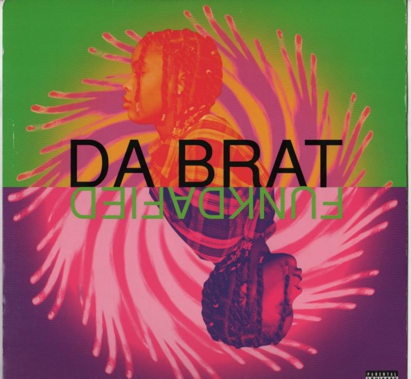 LP Da Brat - Funkdafied (VINYL)
