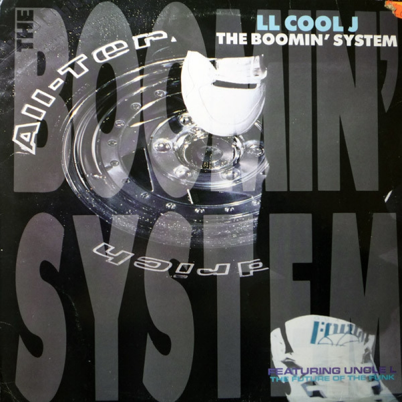 LP LL Cool J - The Boomin System (VINYL)