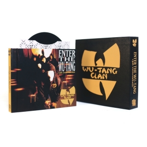 BOX WU TANG CLAN Enter The Wu-tang (36 Chambers) 7 POLEGAS