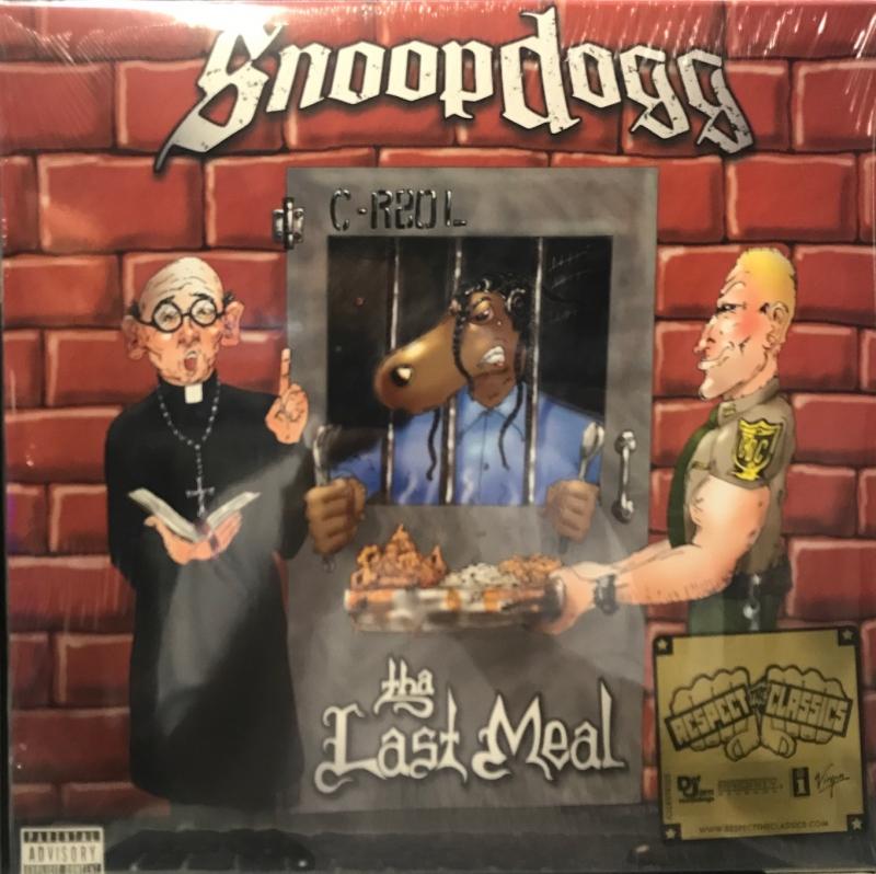 LP Snoop Dogg - The Last Meal VINYL DUPLO IMPORTADO (LACRADO)