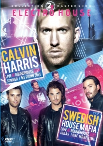 Collection 2X Master Show Electro House - Calvin Harris e Swedish House Mafia - DVD