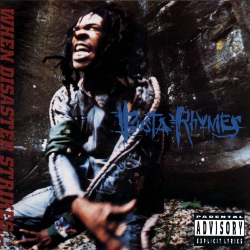 Busta Rhymes - When Disaster Strikes (CD)