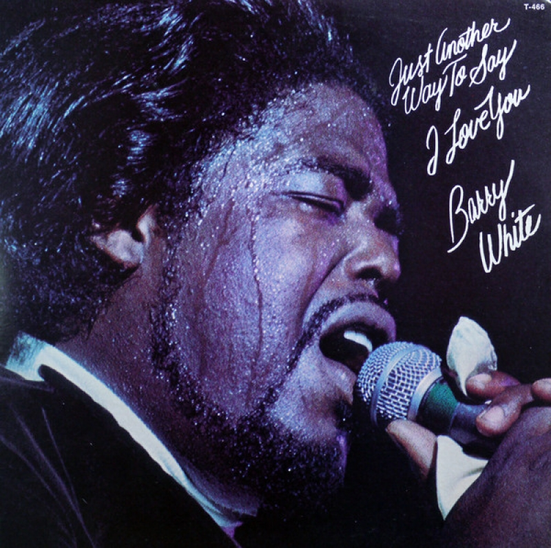Barry White - Just Another Way To Say I Love You CD