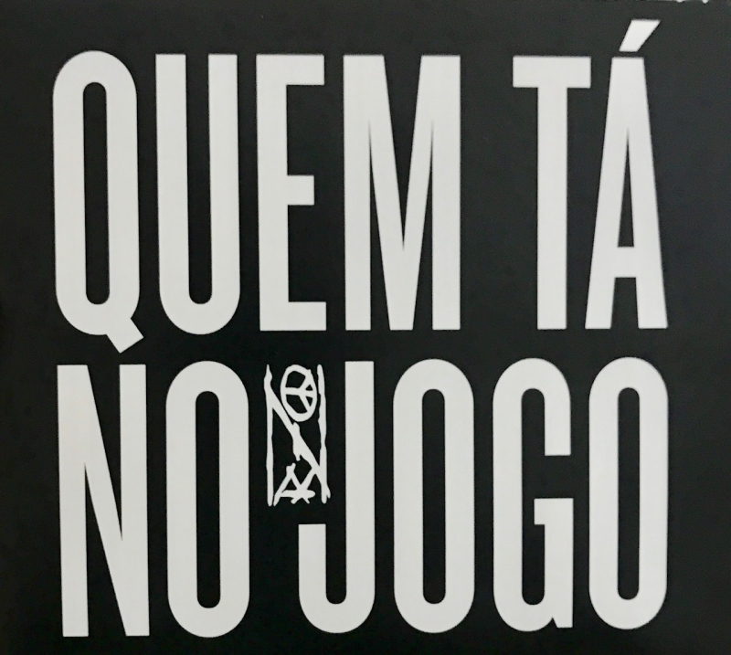 CD RZO - QUEM TA NO JOGO (CD) (7898194109875)