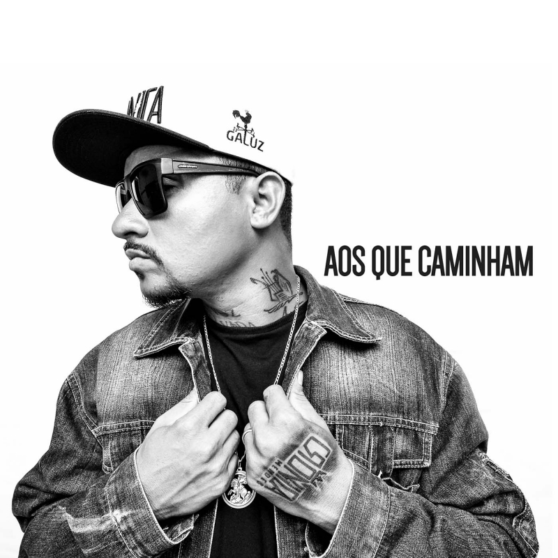 CD Cronica Mendes - Aos Que Caminham (CD)