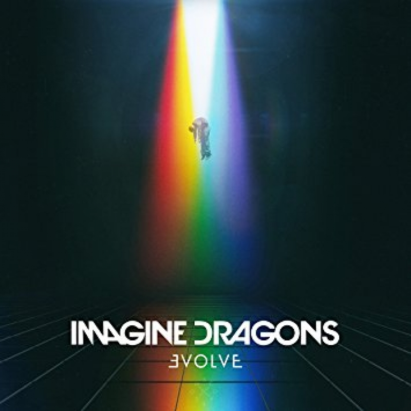 LP IMAGINE DRAGONS - EVOLVE (Vinyl Importado 180 gramas Lacrado)