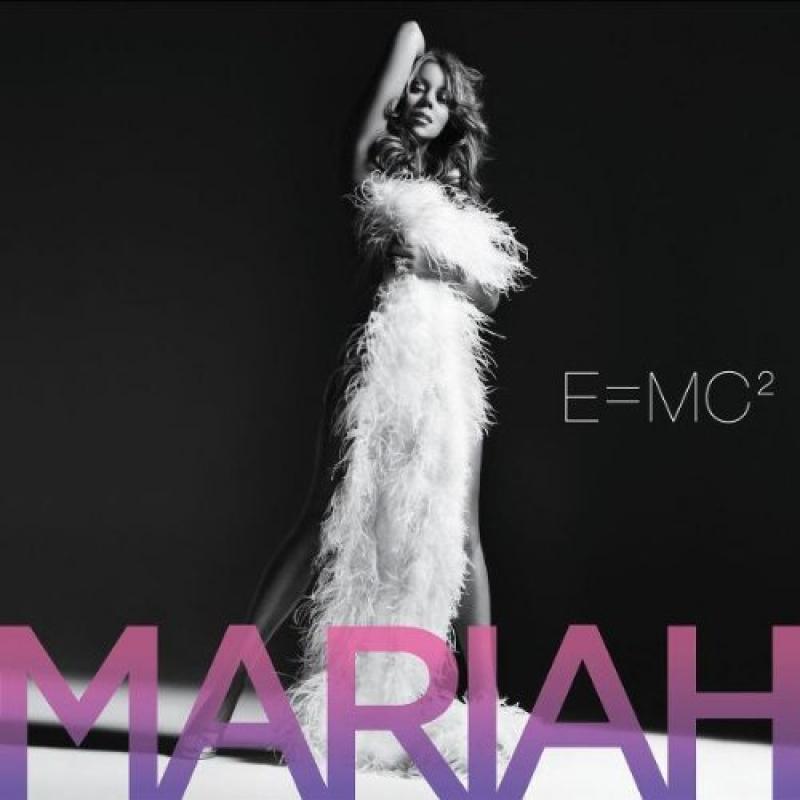 Mariah Carey - E=MC2  (CD)