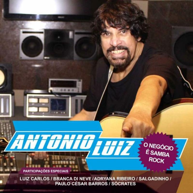 Antonio Luiz Os Opalas - O Negocio E Samba Rock (CD)