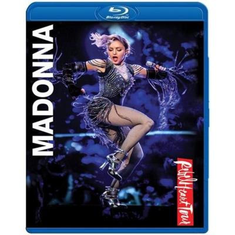 Madonna - Rebel Heart Tour ( Blu-Ray Importado ) (5051300532871)