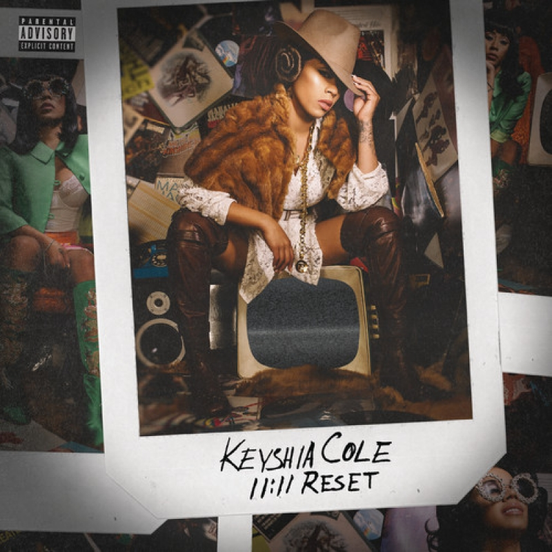 CD Keyshia Cole - 11:11 Reset (CD) IMPORTADO