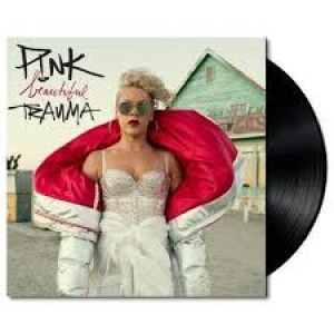 LP PINK - Beautiful Trauma VINYL DUPLO IMPORTADO (LACRADO)