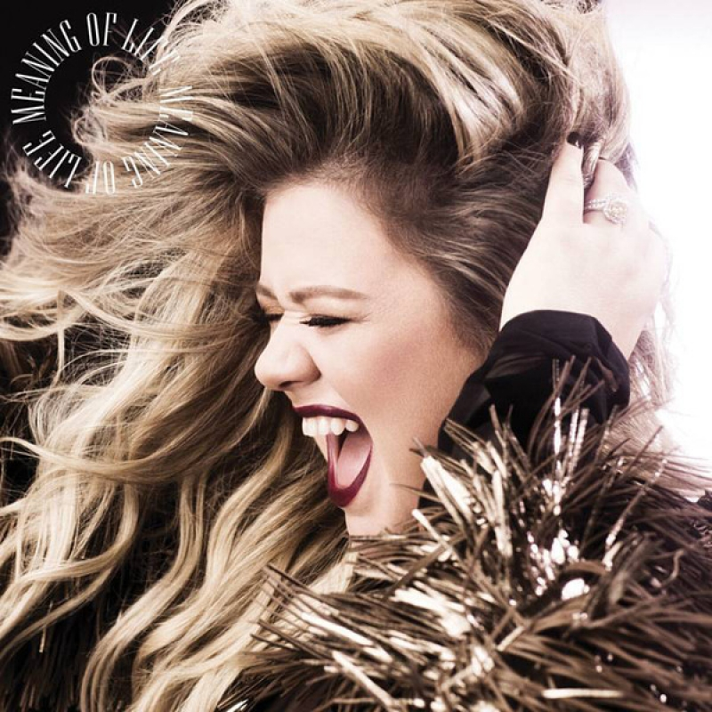 CD Kelly Clarkson ‎- Meaning Of Life (CD)